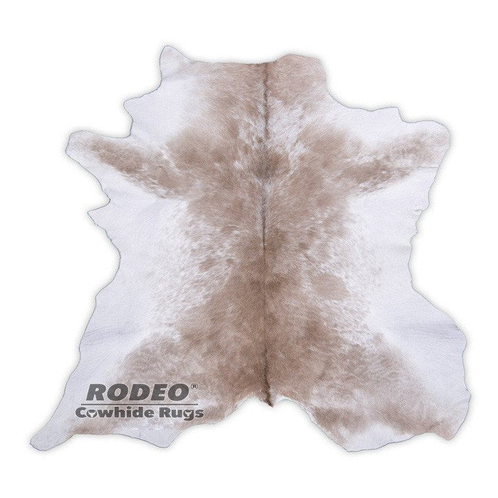 Sand Stone Calfskin - Rodeo Cowhide Rugs