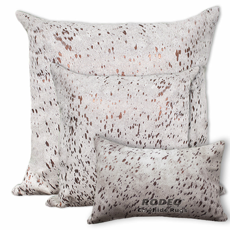 Cowhide Pillow Case 3-Pc Value Set