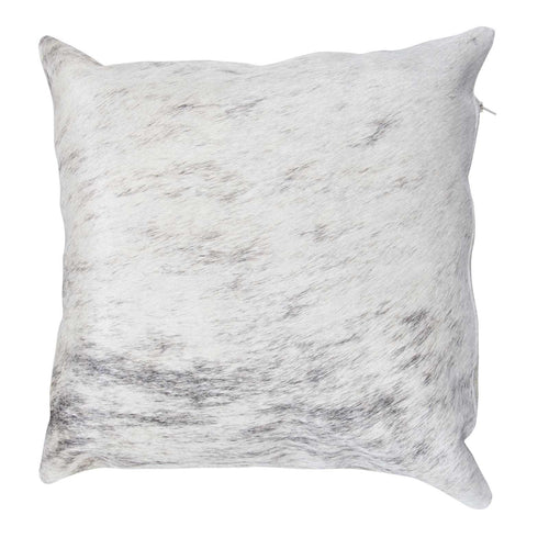 Light Brindle Cowhide Pillow Cover - Rodeo Cowhide Rugs