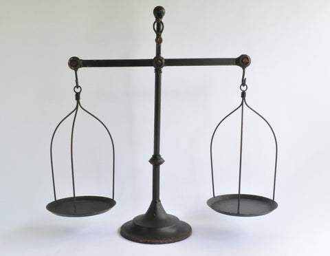 Antique Style Scale