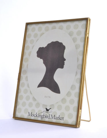 Brass Photo Frame (5x7)