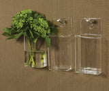 Glass Wall Pocket