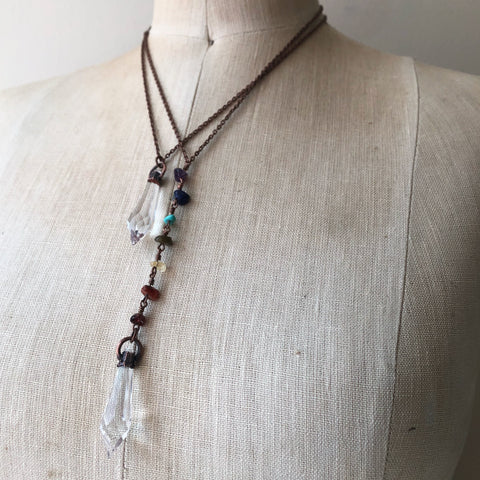 Sun Catcher Necklace - Ready to Ship