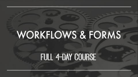 Workflows and Forms