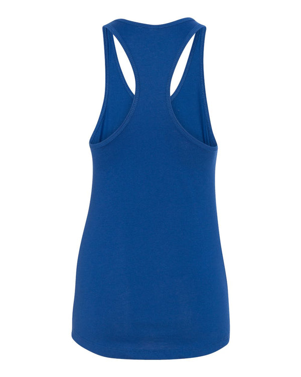 Everest, Racerback Tank, Royal Blue