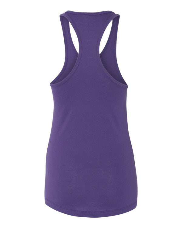 Everest, Racerback Tank, Purple