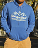 Mountain-Ears Co., Fleece Hoodie, Splash Down Blue
