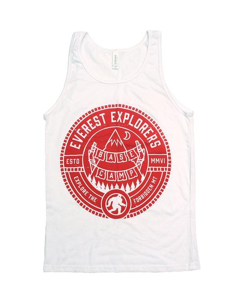 Everest, Unisex Tank Top