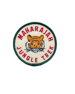Maharajah Jungle Trek, Patch