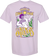 Tiana New Orleans, Crew Neck Tee, Wild Orchid