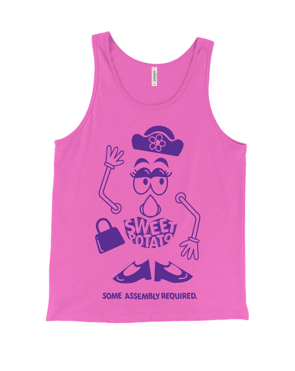 Sweet Potato, Unisex Tank