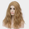 Wheat blonde long curly wig best quality at Smart Wigs Adelaide SA
