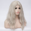 Silver long curly wig best price at Smart Wigs Melbourne VIC