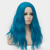 Dark blue curly wig best price at Smart Wigs Perth WA