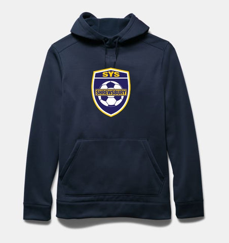 SYS Hooded Sweatshirt  (Navy) (Adult)