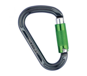 TRANGO HMS Triple K Lock Locking Carabiner