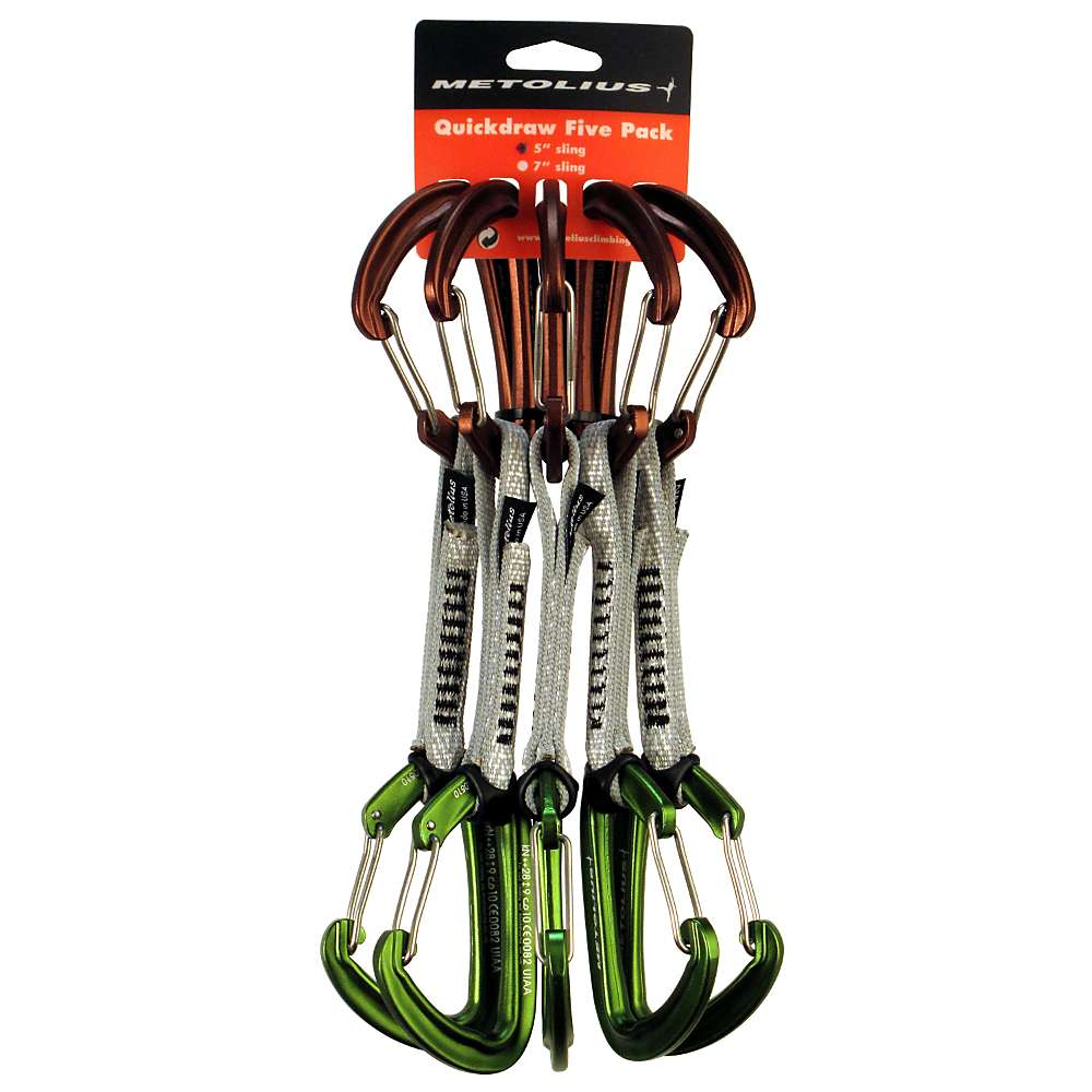 METOLIUS Inferno Quickdraw Set