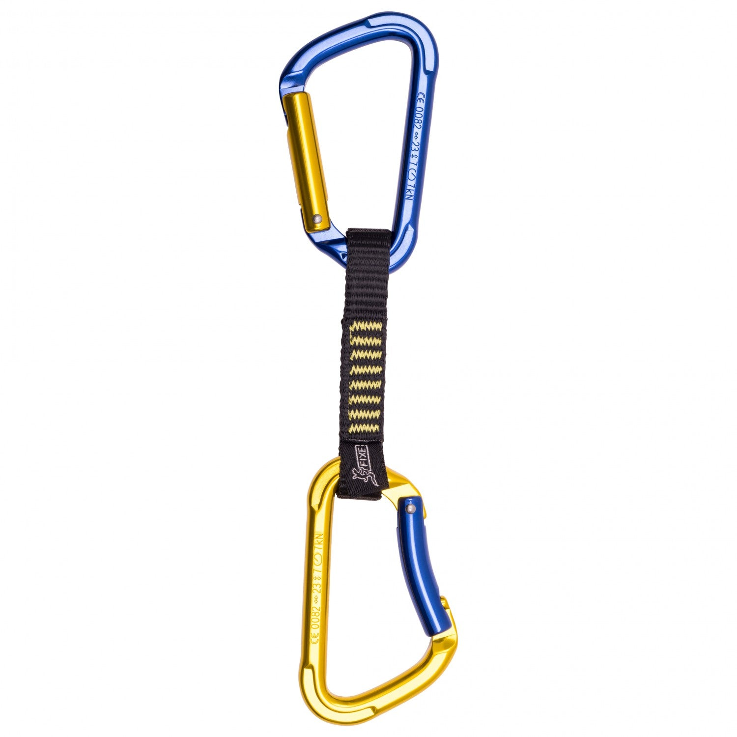 FIXE Quickdraw Set (Polyester Dogbone + Montgrony Carabiner)