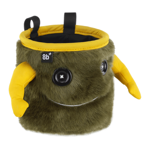 8BPLUS Rocky Chalk Bag