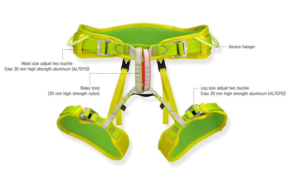 TRANGO Vincent II Harness