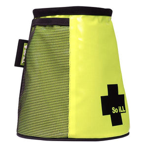 SO ILL Small/Large Chalk Bucket (Grey/Yellow)