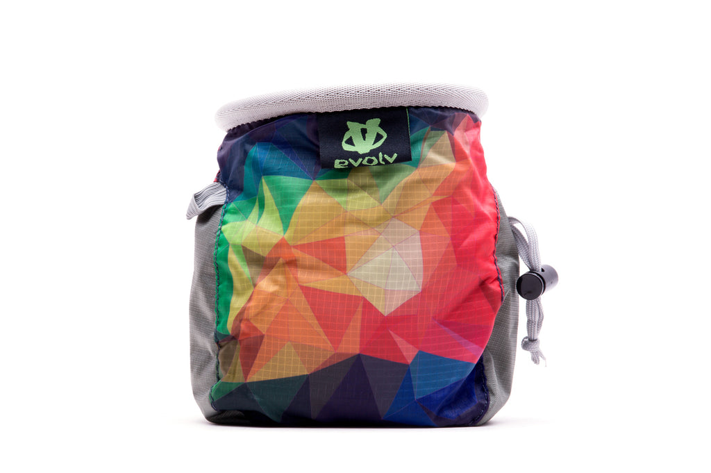 EVOLV Roundtangular Chalk Bag