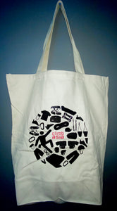CA Tote Bag (White)