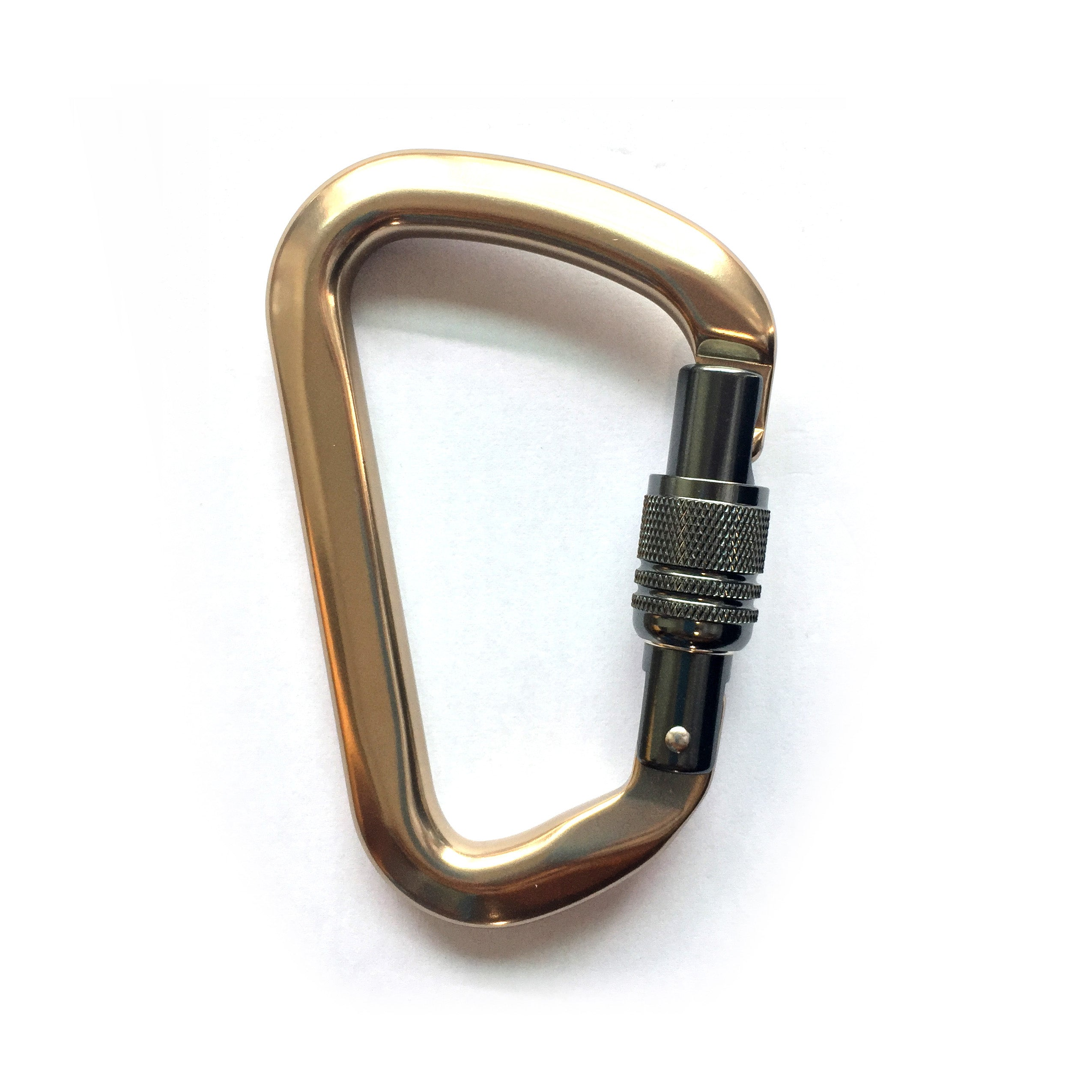 FIXE Stone Forging Screw Locking Carabiner