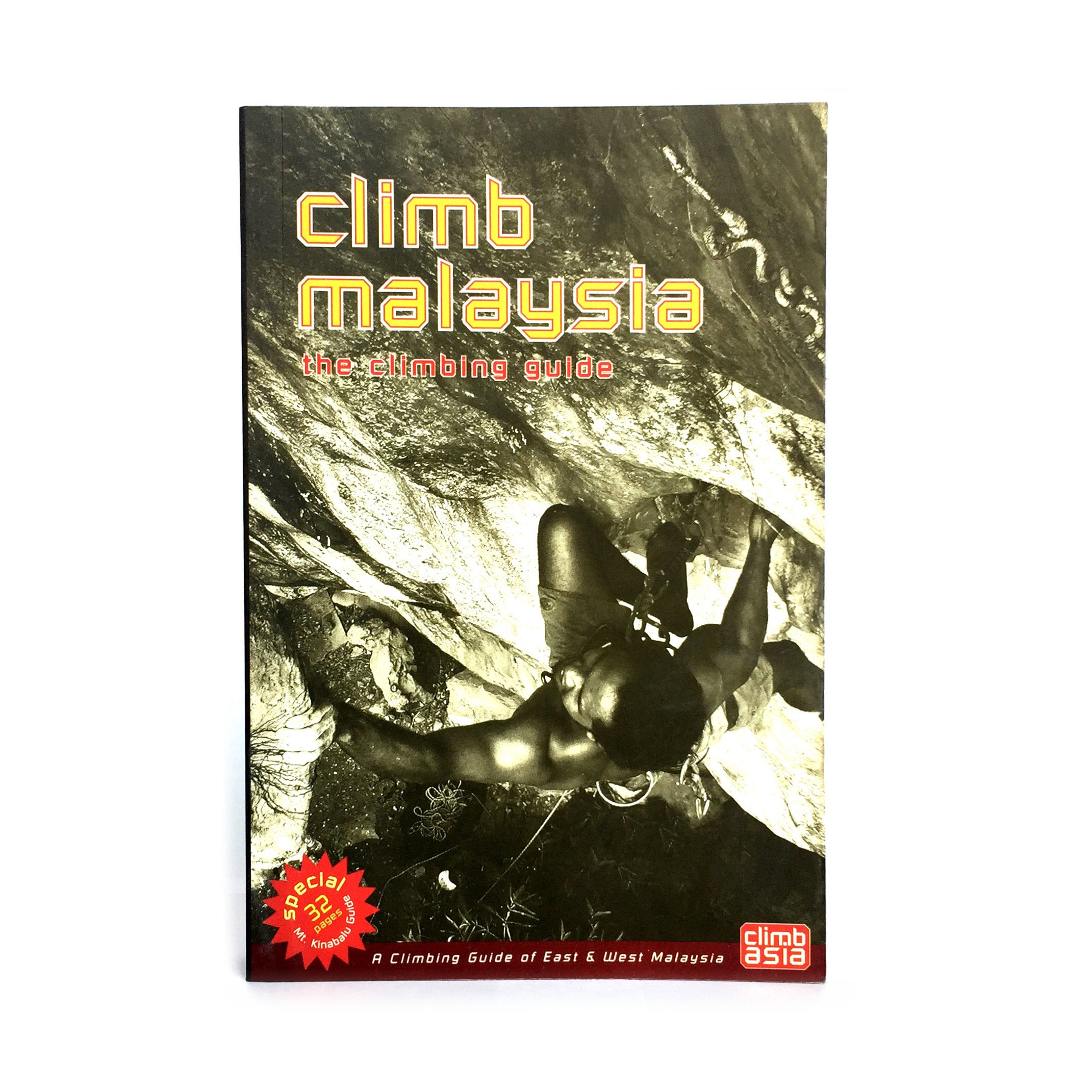 GUIDEBOOK Climb Malaysia (1st Edition)