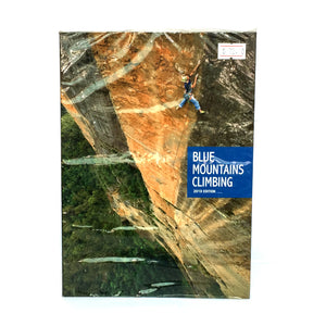 GUIDEBOOK Blue Mountains Climbing Guide