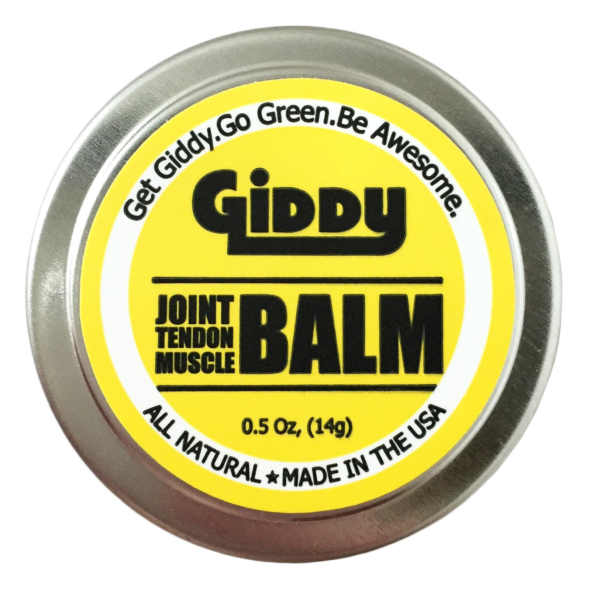 GIDDY Joint & Tendon Balm