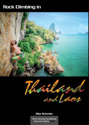 GUIDEBOOK Climbing in Thailand (7th Edition)