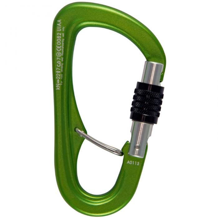 METOLIUS Gatekeeper Belay Locking Carabiner