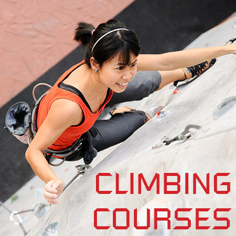 Climbing Courses General Info