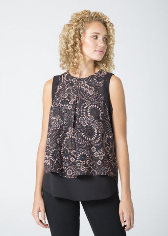 Detailed Double Layer Top