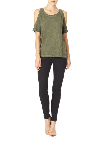 Lou Bare Shoulder Tee