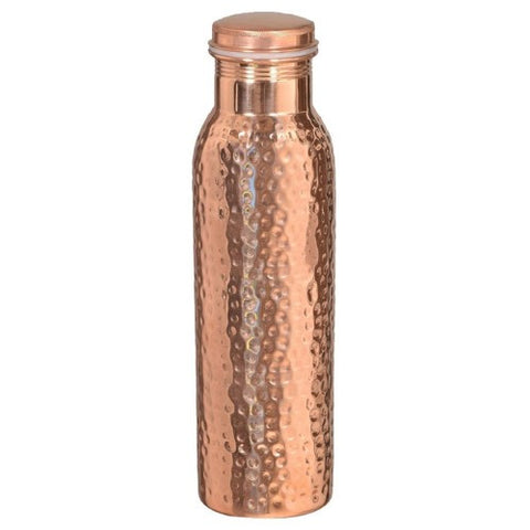 COPPER JOINT FREE BOTTLE Q 7 NO.I HAMMERED