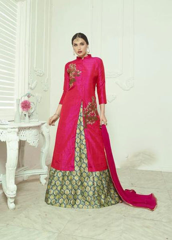 Ethnic wear Indian Lehenga