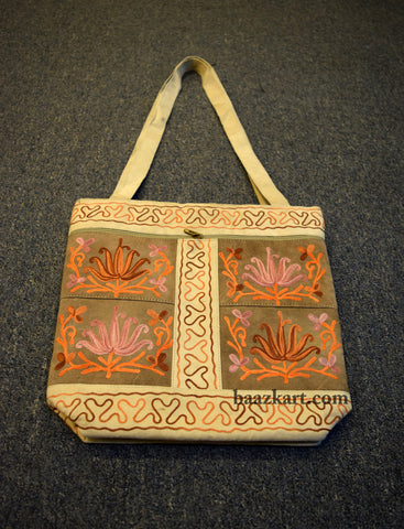 Beige Ladies Purse