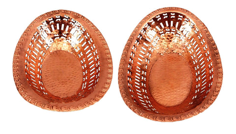 CHAPATI HOLDER (OVAL BREAD BASKET)