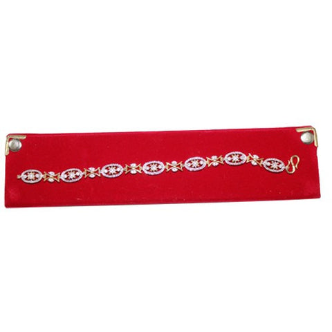 Elegant Designer Bracelet Rakhi for lovely Brother