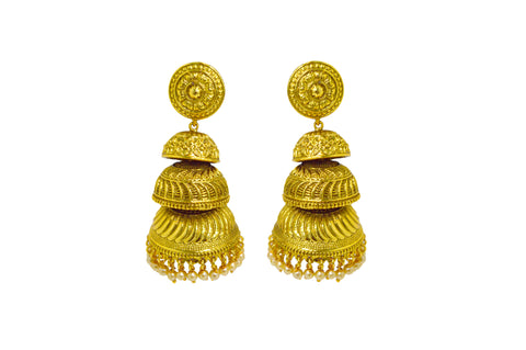 Antique Jhumkas