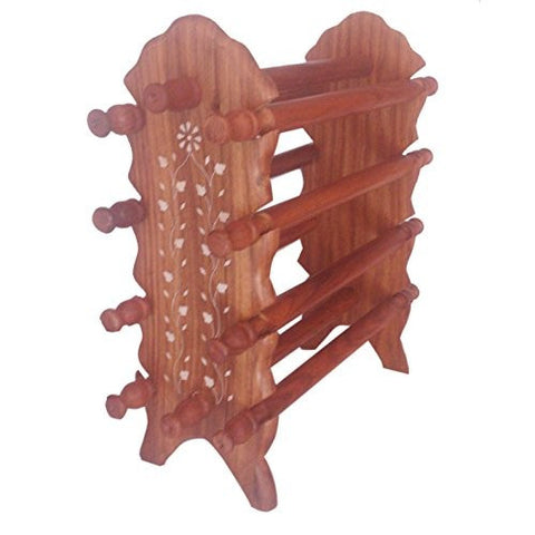 Desi Karigar Wooden Bangle Stand