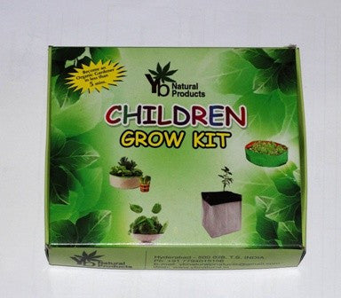 YB Natural Children Grow Kit