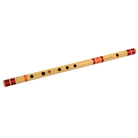 Flute Red Natural Scale