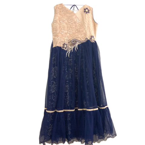 Anarkali Suits- Blue