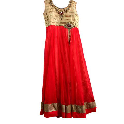Anarkali Suits - Red