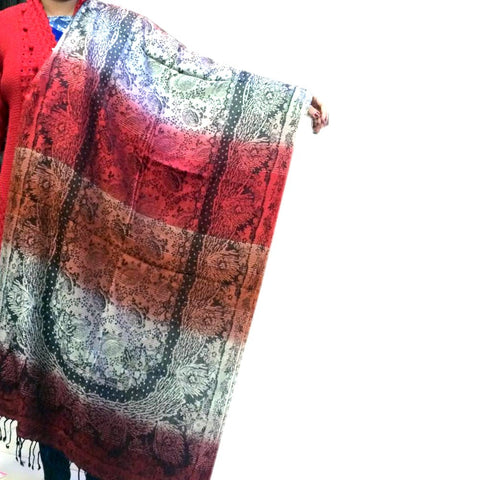 Multi Colour shawl