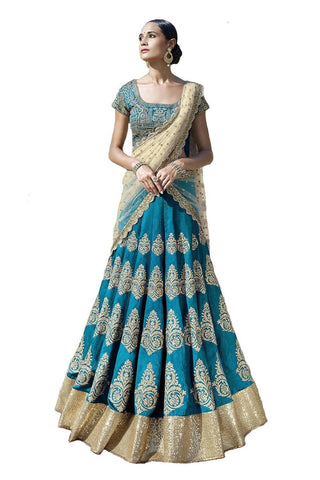 HMP Fashion Lehenga Cholis women's bollywood designer lehenga choli Women's Clothing