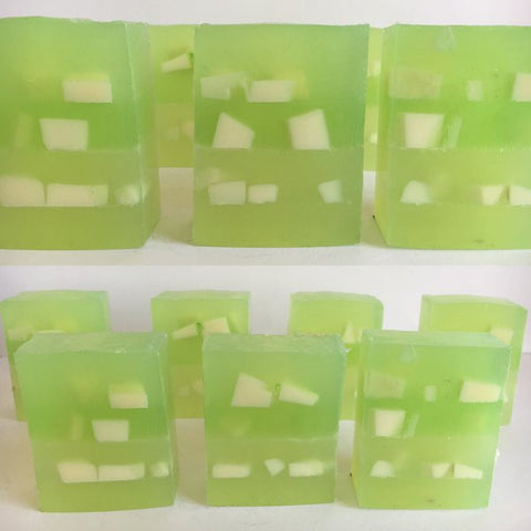 Aloevera Gel Soap with Goat's Milk